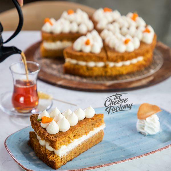 Carrot Cake|