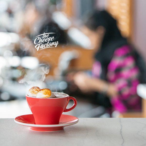 Hot Chocolate And Cream