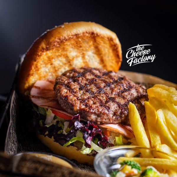 Royal Cheeseburger